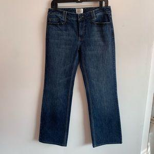⭐️3/$25⭐️ WHBM Blanc premium embellished Jeans